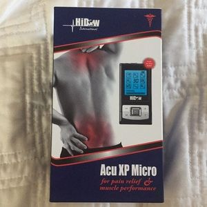 HiDow Acu XP Micro Pain Relief &Muscle Performance